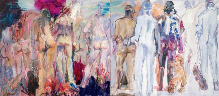 """""""Painting Exploded"""" Instructor Alisa Margolis"""