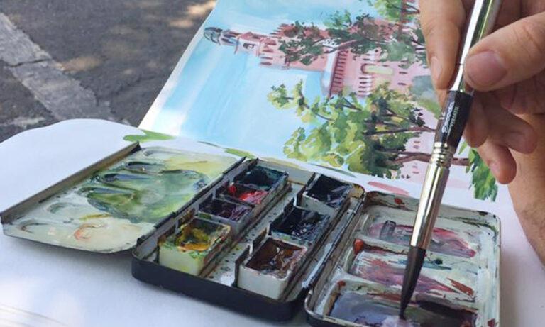 Travel Sketching Supply List