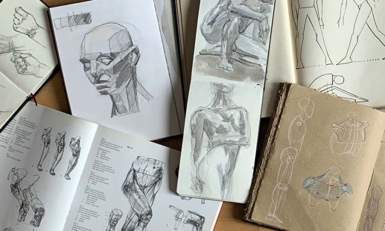 Scholarship: Figure Drawing & Painting
