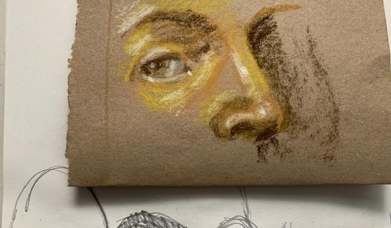 Figure Drawing: Facial Features Supply List